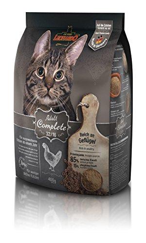Leonardo 32/16 400g Katzenfutter für Katzen mit geringer aktivität Trockenfutter