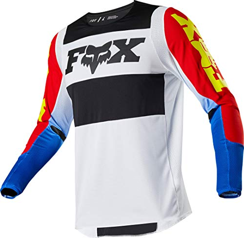 Fox 360 Linc Jersey - Blu/Rd Blue/Red S
