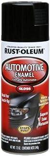 Rust-Oleum Automotive 252462 12 Ounce 355ML Enamel Gloss Black Spray