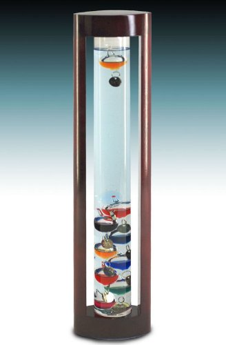 Thermometre Galileo, 44 cm