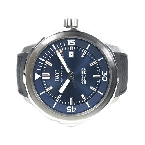 Photo of IWC Aquatimer Automatic Blue Dial Mens Watch IW329005