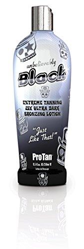 classement un comparer Protan Incredible Black Extreme Bronze Age 25X Lotion Ultra Bronze Foncé 250ml