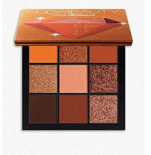 Exclusive New HUDA BEAUTY Obsessions Eyeshadow Palette (Topaz)