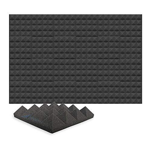 Arrowzoom 24 Panels absorción de sonido Pirámide...
