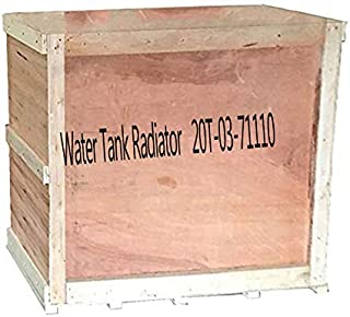 Water Tank Radiator Core ASS`Y 20T-03-71110 for Komatsu Mobile Debris Crusher BM020C-1
