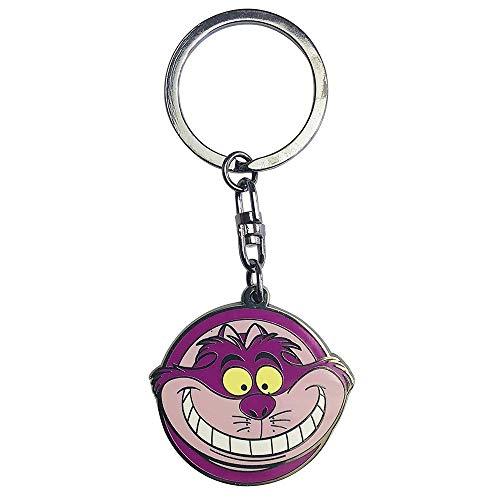 Alice im Wunderland - Grinsekatze - Schlüsselanhänger | Offizielles Merchandise | Disney