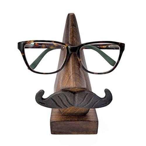 Stylla London Soporte Gafas Lectura Forma Bigote Hecho