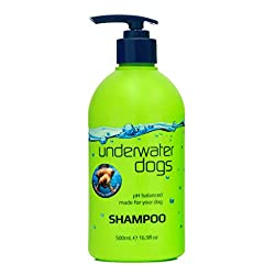 Underwater Dogs Soap Free Dog Shampoo