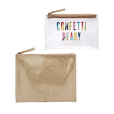 Fossil Women's Travel Double Pouch Set