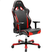DXRacer Tank Series Gaming Chair, Black and Red - OH/TS29/NR