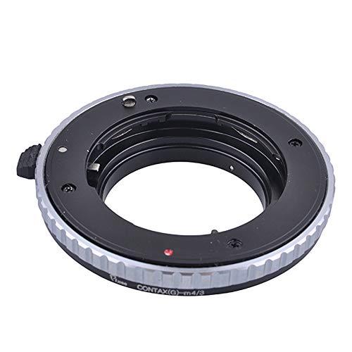 (バシュポ) Pixco マウントアダプター コンタックスGマウントレンズ-マイクロ4 3カメラボディー対応 コンタックスG-M43 GX8 G7 GF7 E-M5 II E-M1