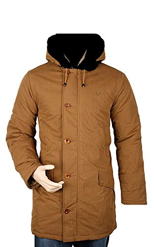 Fred Perry Jacke/Quilted Parka J3272 (L)