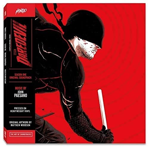 Daredevil (Season One Original Soundtrack) [Disco de Vinil]
