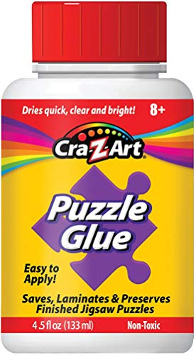 Best glue for puzzles