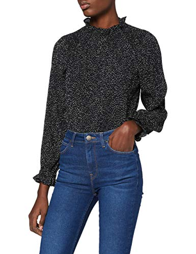 Levi s Lilith LS Blouse Blusa, Sprinkles Caviar, S para Mujer