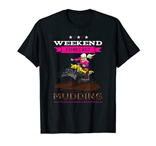 Lustiges ATV Quad Biking Spruch Damen Quad Geschenk T-Shirt