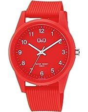[シチズン キューアンドキュー]CITIZEN Q&Q 腕時計 アナログ 10気圧防水 ウレタンベルト