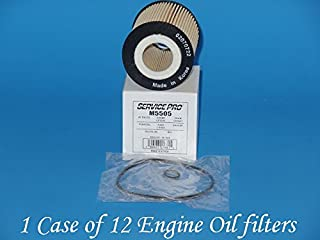 Wholesales Price (Lot of 12) ENGINE OIL FILTERS M5505 MADE IN KOREA Fits: Mercury Mazda & Ford
