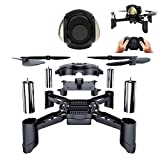 GILOBABY STEM RC Toys DIY Mini Racing Drone Headless Mode 2.4Ghz Nano LED RC Quadcopter Altitude Hold for Beginners, Gifts for Boys & Girls