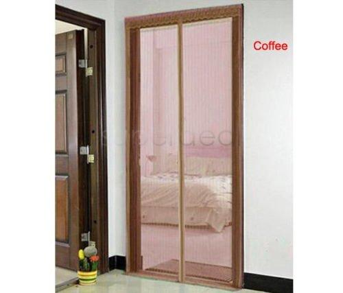 Sommerhaus Schlafzimmer fortgeschrittene Freisprecheinrichtung Anti-Moskitonetz magnetische Saugtür Anti-Moskito Insektenschutz Vorhang A2 B90xH210