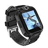 Smart Watch for Kids with 7 Puzzle Games Music Player Camera Two-Way Call SOS Recorder for 3-14 Years Girls Boys,1.54-inch Color Large Touch Screen for Children Birthday Gift with SD Card