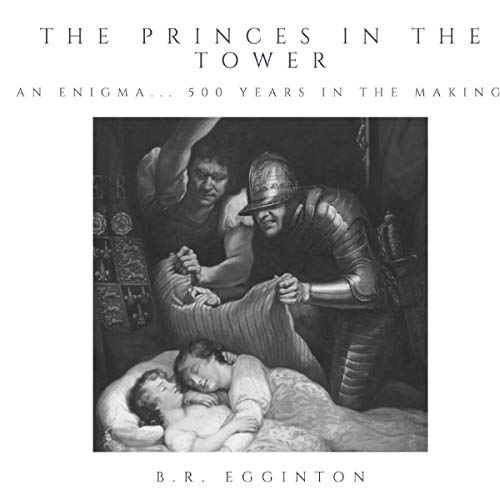 The Princes in the Tower cover art
