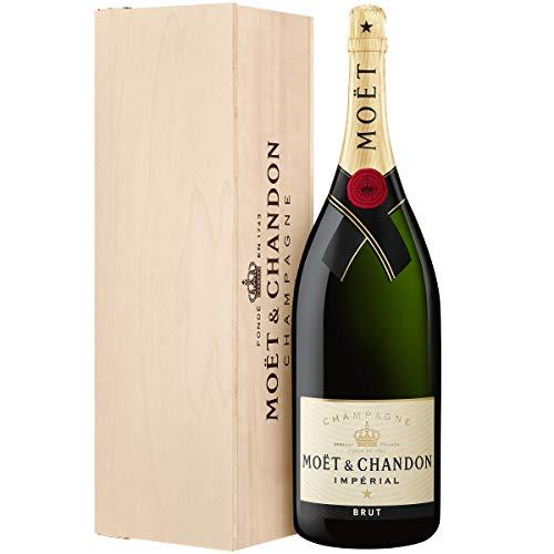 Moet & Chandon Brut Imperial Champagne en Coffret Cadeau 6 L