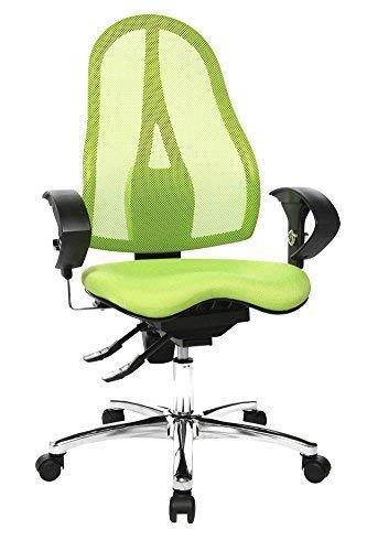 Preisvergleich Produktbild Topstar Bürostuhl Sitness® 15 apfelgrün ST19UG05
