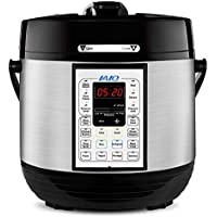 BSTY IAIQ 13-in-1 Electric Programmable 6 Quart One-Touch Pressure Cooker