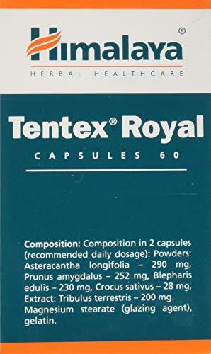 Himalaya Tentex Royal Kräuterzusatz 60 Kapseln