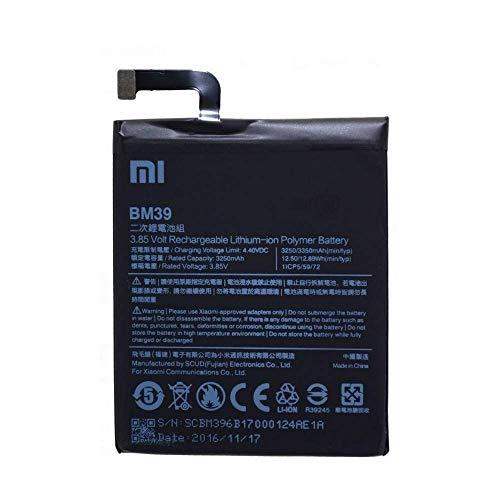 Bateria BM39 para Xiaomi Mi6 + Kit Herramientas/Tools | Capacidad 3350mAh