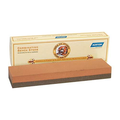 Norton Fine/Coarse India Combination Oilstone