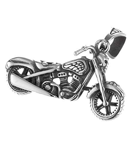Moto Bikers de acero inoxidable 304L
