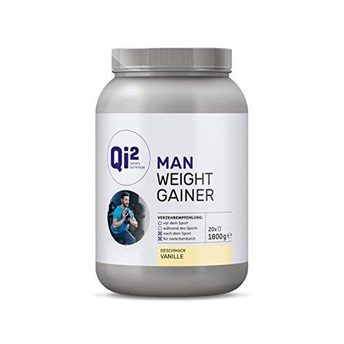 Qi² MAN Weight-Gainer-Shake