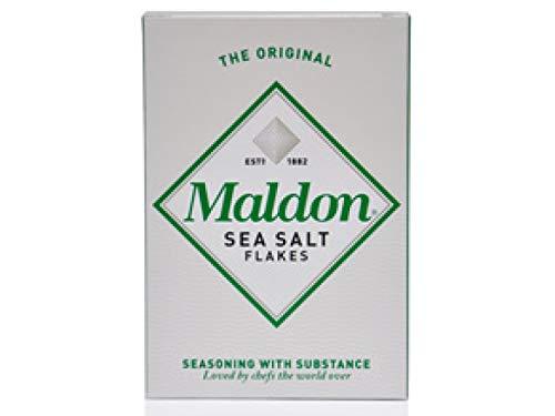 3 x Maldon Sea Salt reine und natürliche Meersalz Flocken 250g - 3 x 250g