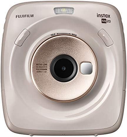Fujifilm Instax Square SQ20 Instant Film Camera Beige product image
