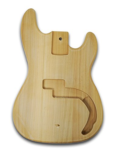 Electric PB Bass Guitar Unfinished Body
