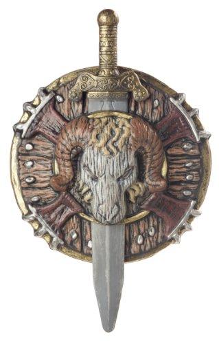 Escudo espada Bárbaro - Única