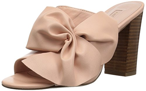 Avec Les Filles Women's Marie Slide Sandal, Pale Peach, 9 Medium US