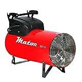 MATOR - Aerotermos Eléctricos Industriales de 3Kw a 30Kw - EK22C - 22 kW -