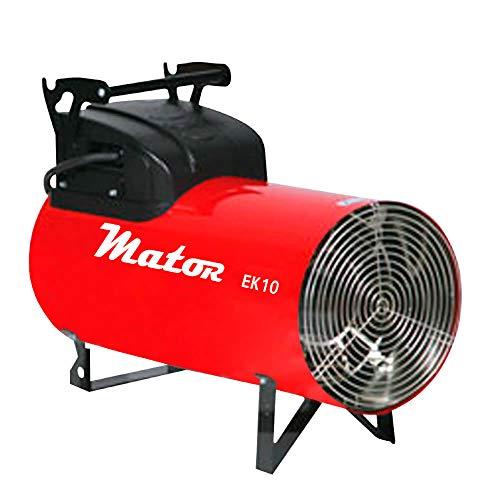 MATOR - Aerotermos Eléctricos Industriales de 3Kw a 30Kw - EK15C -...