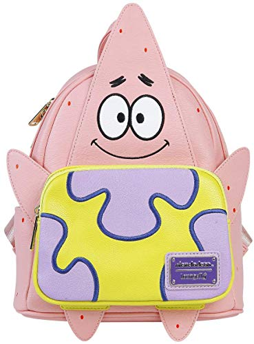 Loungefly SpongeBob Patrick Faux Leather Mini Backpack Standard