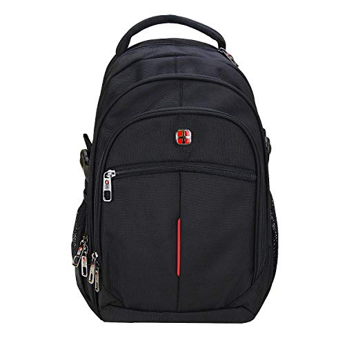 Dernier Rucksack mit Laptopfach 46 cm Black