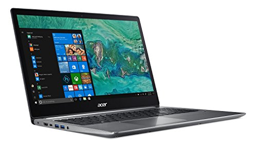 Acer Swift 3, 15.6' Full HD, AMD Ryzen 5 2500U, 8GB DDR4, 256GB SSD, Windows 10, SF315-41-R8PP
