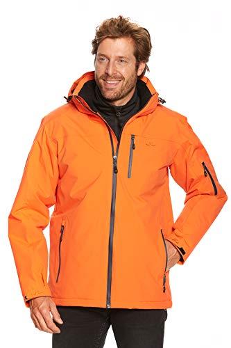 Jeff Green Bergen Veste de ski imperméable et...