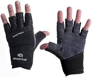 Bionic Gloves Men's Wrist Wrap Fitness Gloves