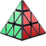 Vdealen Cubo de Velocidad Piramidal,Original Cubo de Pirámide Concurso Especial Edición Ultra...