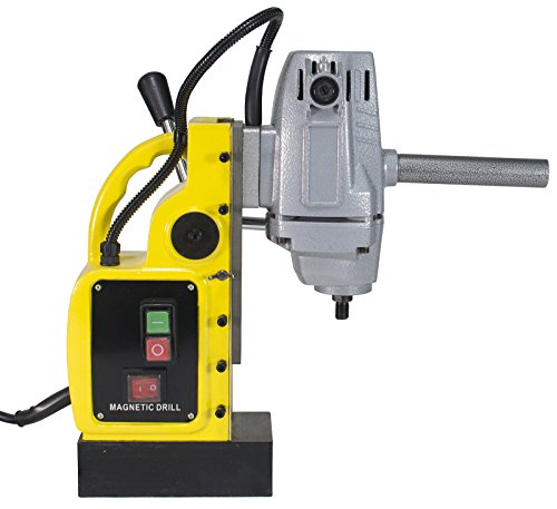 """Steel Dragon Tools MD13 Magnetic Drill Press with 1/2"""" Boring Diameter and 1910 LBS Magnetic Force"""