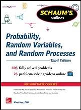 Schaum's Outline of Probability, Random Variables, and Random Processes, 3rd Edition (Schaum's Outlines)