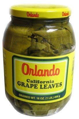 Orlando - California Weekly update Grape Leaves 2 Pack 10 of oz. Jars Gifts 16
